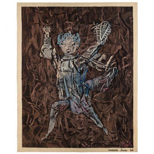 Mirko Basaldella tapestry - 409