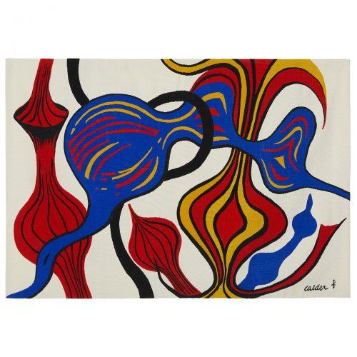 Alexander Calder tapestry - 419