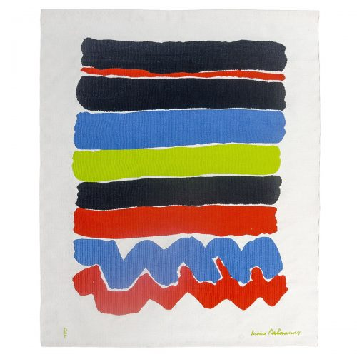 Sonia Delaunay tapestry - 388