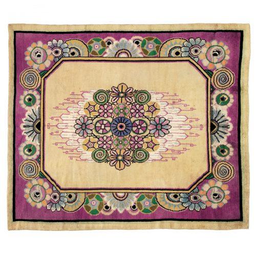 Art decò carpet - 309