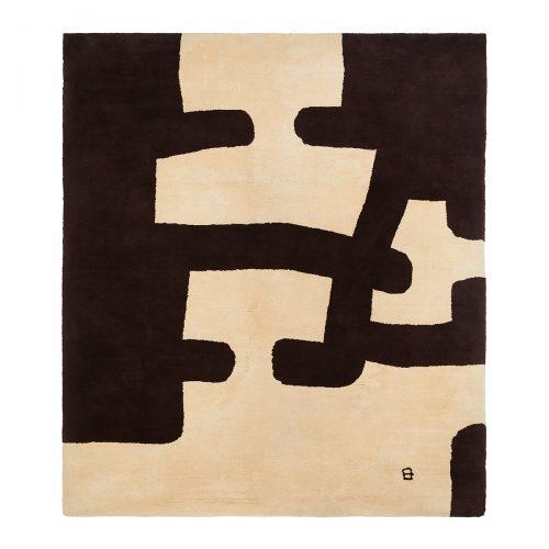 Eduardo Chillida carpet - 412