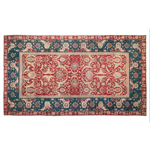 Oriental carpet Agra (India) - 354