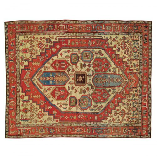 Oriental carpet Heriz (Persia) - 119