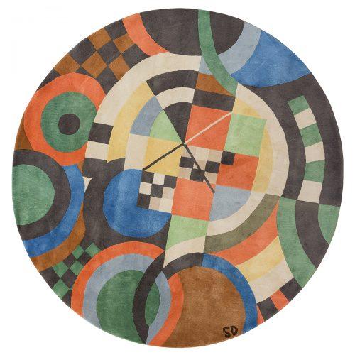 Tappeto di Sonia Delaunay