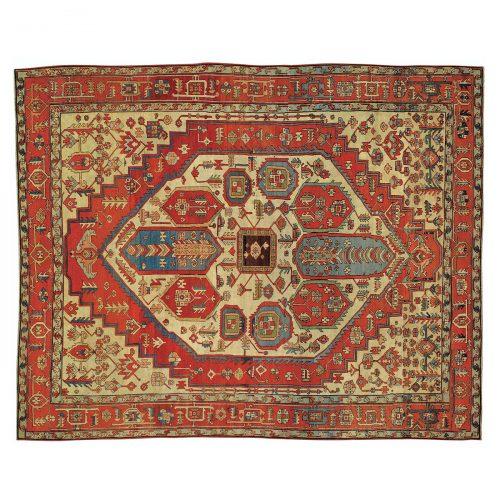 Tappeto orientale Heriz (Persia)